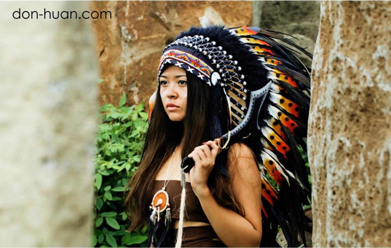 Индейские роучи-2