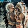 """Головной убор вождя индейцев """"Воин духа"""""""