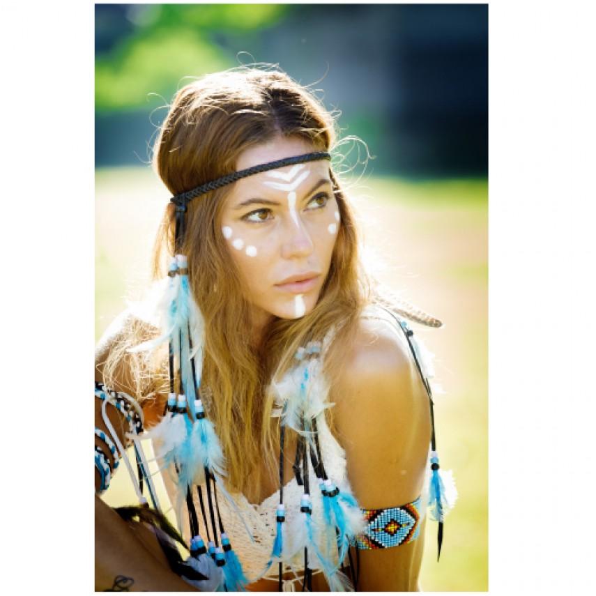 Повязки индейцев своими руками 162