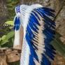 """Головной убор индейца """"Бурная вода"""""""