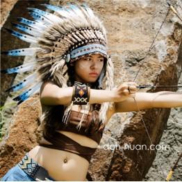 """Роуч индейца """"Кэнти"""""""